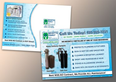 Boyett H2O Mailer