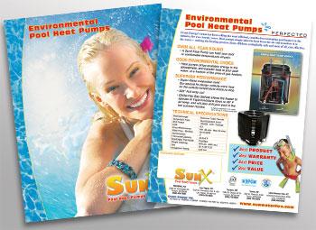 SunX Heat Pump Spec Sheet