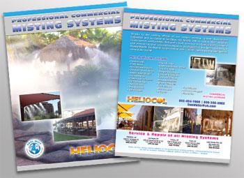 Misting Info Brochure