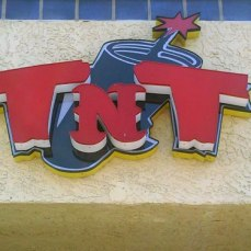 TnT Signage