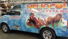 Full Van Wrap Design