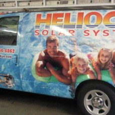 Full Van Wrap Design